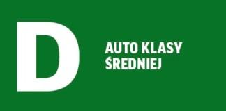 Auto klasy średniej Auto Lider 2017