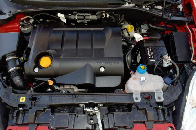 Fiat Grande Punto - silnik