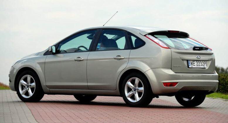 Ford Focus - tył