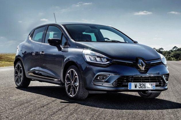 Francja - Renault Clio