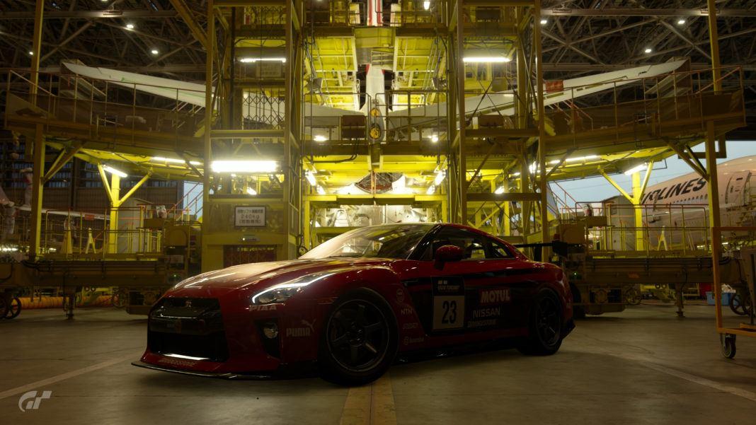 Gran Turismo Sport - tryb fotograficzny