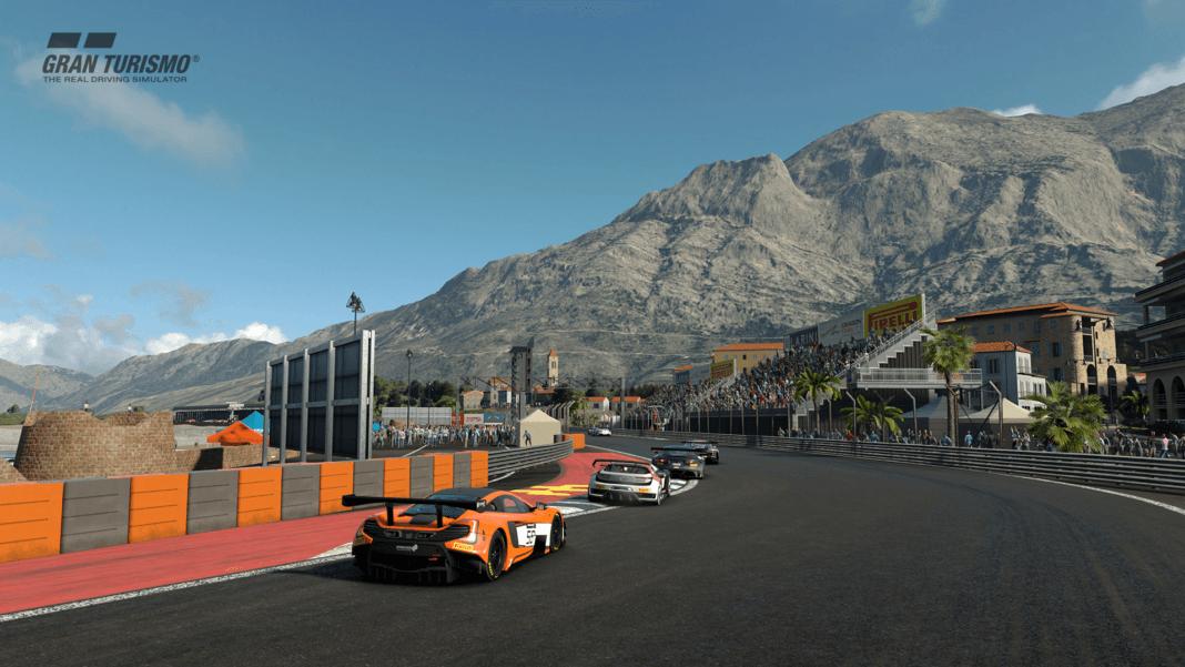 Gran Turismo Sport - wyścig