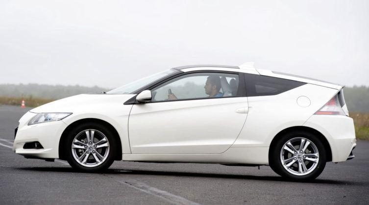 Honda CR-Z - bok