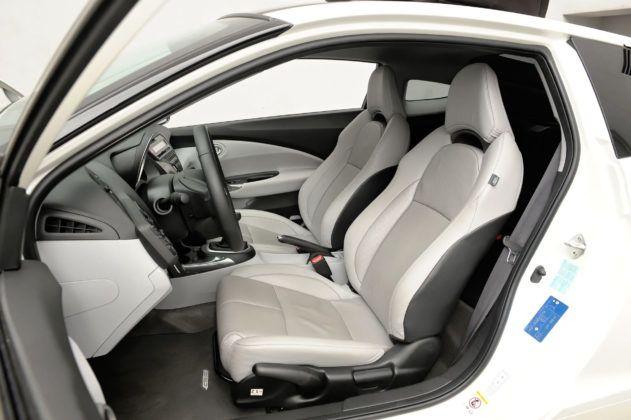 Honda CR-Z - fotel kierowcy