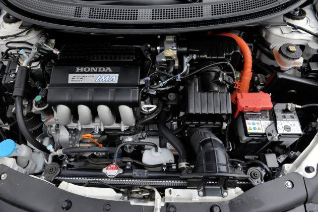 Honda CR-Z - silnik