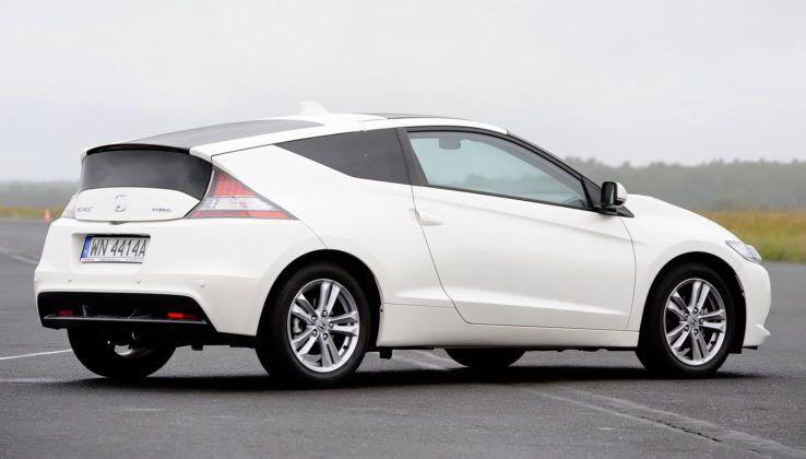 Honda CR-Z - tył