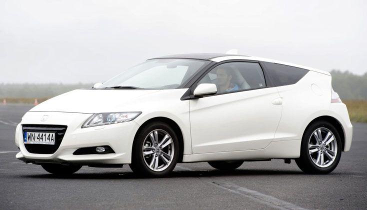 Honda CR-Z - przód