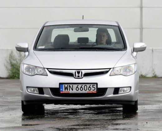 Honda Civic Hybrid - przód