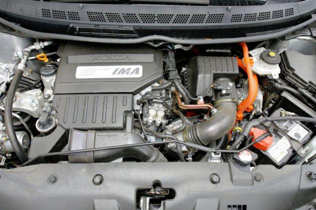 Honda Civic Hybrid - silnik