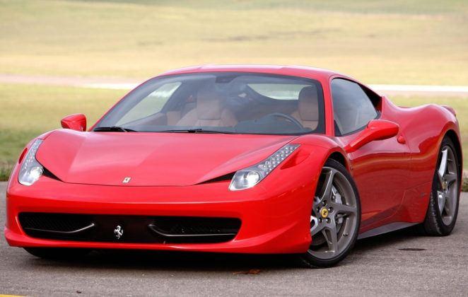Jakub Błaszczykowski - Ferrari 458 Italia