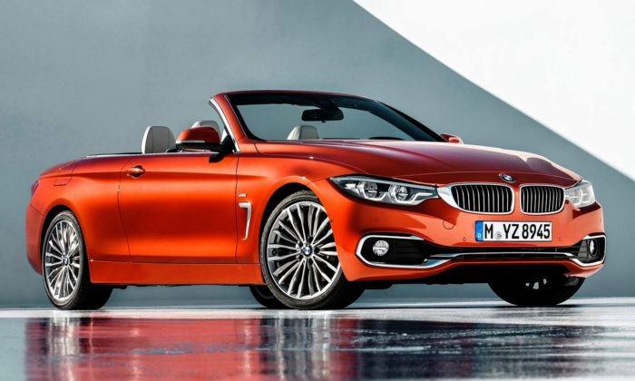 Kabriolety i roadstery - premium - BMW serii 4