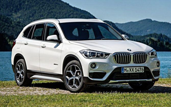 Kompaktowe SUV-y i crossovery - premium - BMW X1
