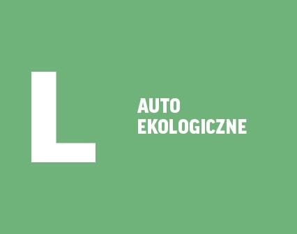 Auto ekologiczne - Auto Lider 2017