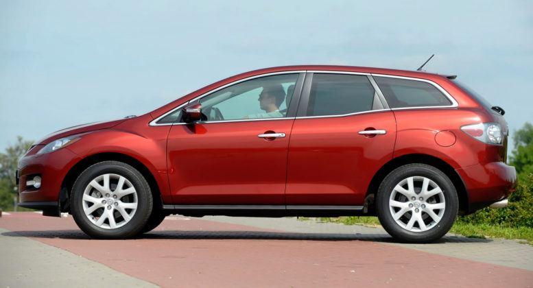 Mazda CX-7 - bok
