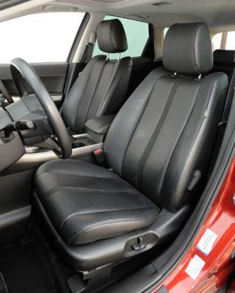 Mazda CX-7 - fotel kierowcy