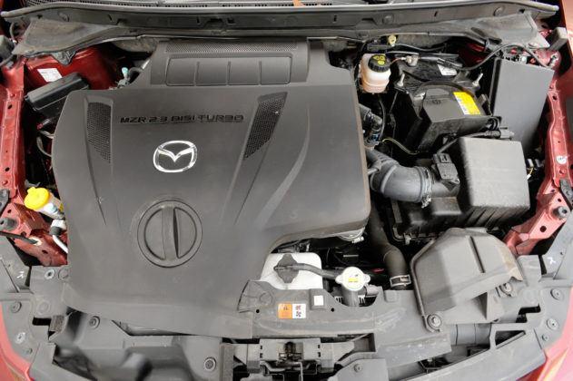 Mazda CX-7 - silnik