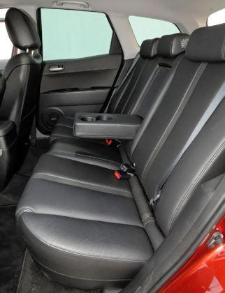 Mazda CX-7 - tylna kanapa