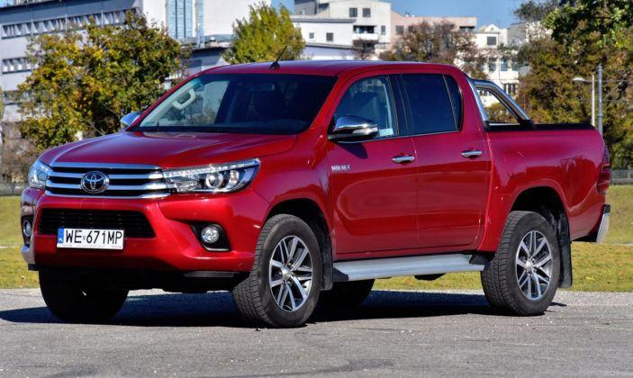 Miejsce 178 - Toyota Hilux
