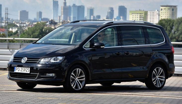 Miejsce 2 - Volkswagen Sharan