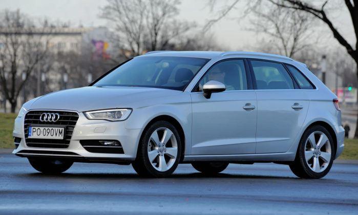 Miejsce 3 - Audi A3