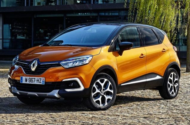 Miejskie SUV-y i crossovery - popularne - Renault Captur