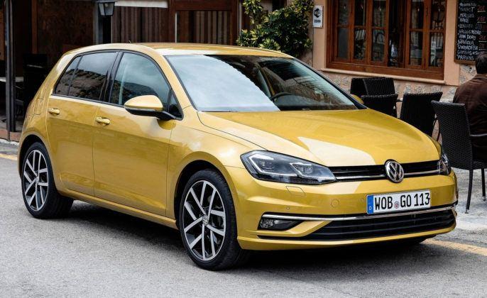 Niemcy - Volkswagen Golf