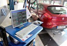 Przegląd pojazdu