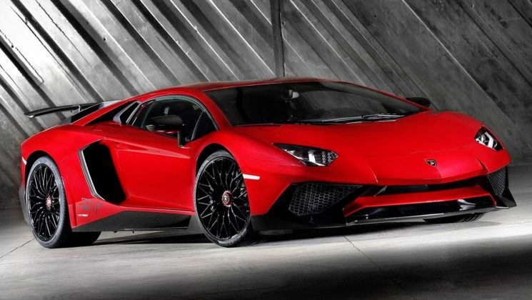 Pierre-Emerick Aubameyang - Lamborghini Aventador