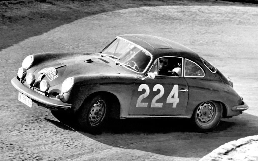 Porsche 356 Carrera 2000 GS