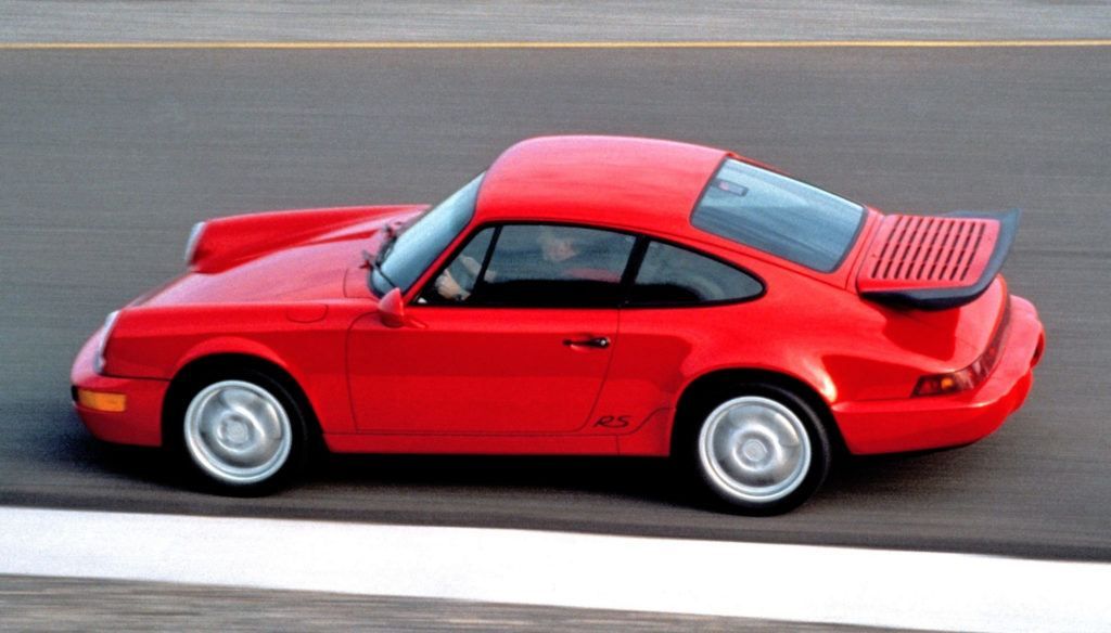 Porsche 911 (964) RS America