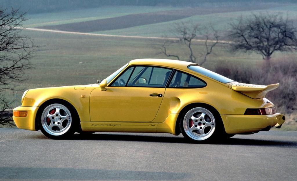 Porsche 911 (964) Turbo S