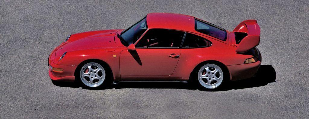 Porsche 911 (993) Carrera RS Clubsport