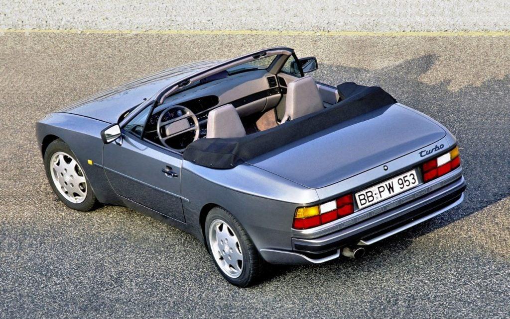 Porsche 944 Turbo Cabriolet