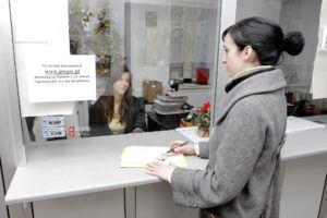 Rejestracja w urzędzie