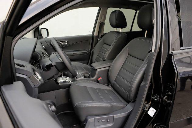 Renault Koleos - fotel kierowcy