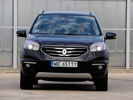 Renault Koleos - przód