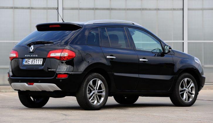 Renault Koleos - tył