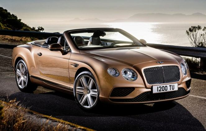 Robert Lewandowski - Bentley Continental GT Speed