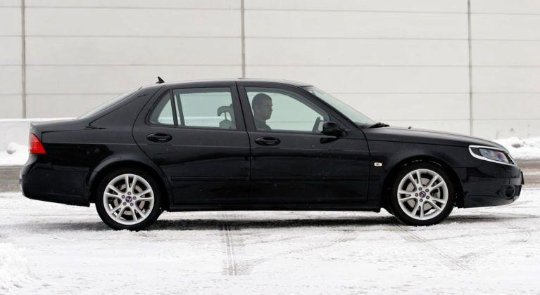 Saab 9-5 - bok