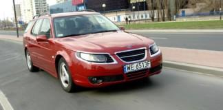 Saab 9-5 - otwierające