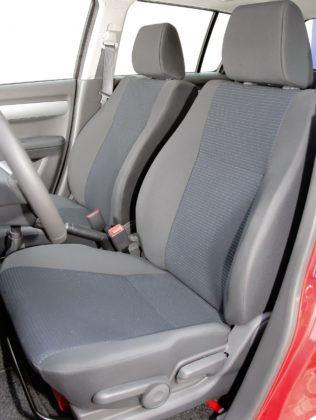 Suzuki Swift - fotel kierowcy