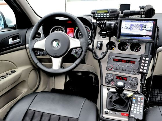 Wideorejestrator - wnętrze pojazdu