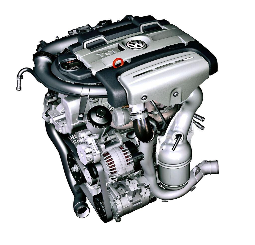 Audi 1.4 TFSI; VW 1.4 TSI (EA111 turbo)