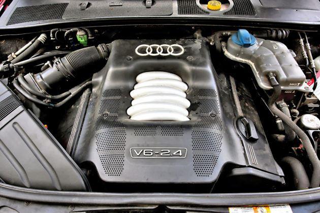 Audi 2.4 V6 30V