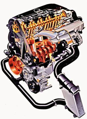 Audi; VW 1.8 Turbo 20V