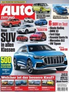 Auto Zeitung 3 2017