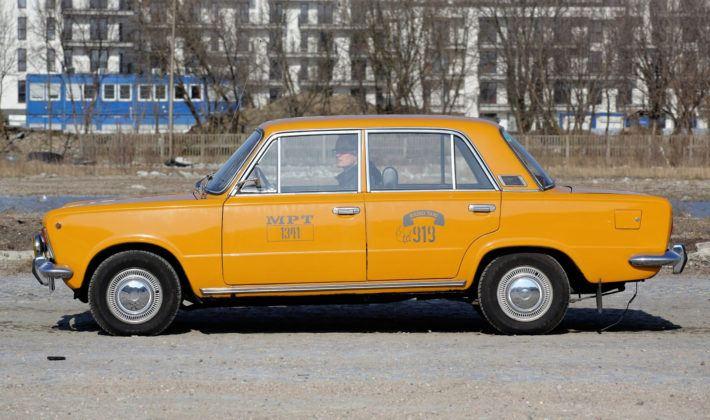 Fiat 125p - bok