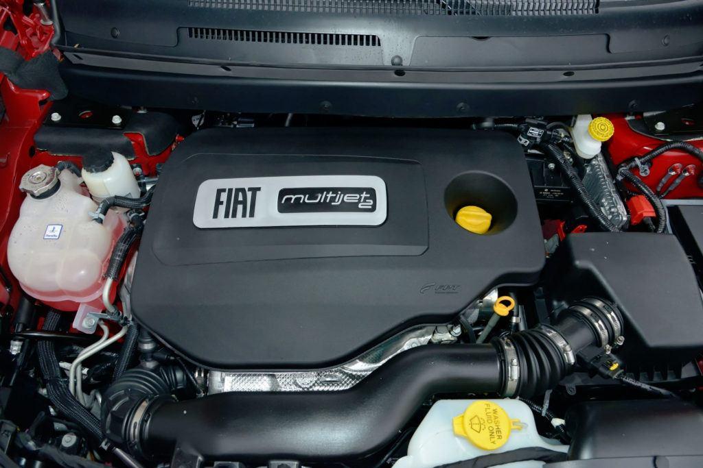 Fiat Freemont - silnik