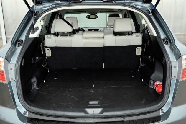 Mazda CX-9 - bagażnik