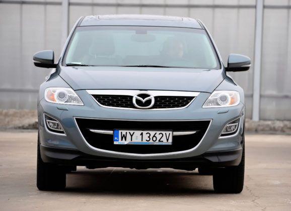 Mazda CX-9 - przód